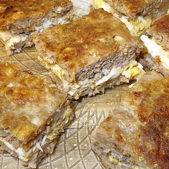 Klasszikus Stefánia-szelet új köntösben: könnyedén szállítható ebéd