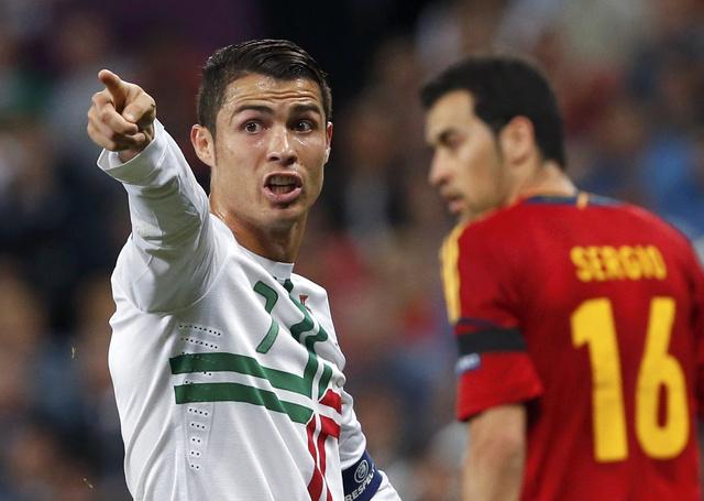 C. Ronaldo nem ért egyet az ítélettel
