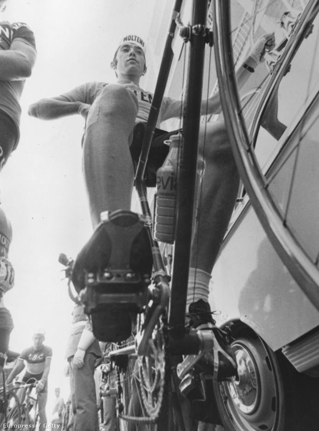 A belga Eddy Merckx-t csak Kannibálnak hívták az ellenfelei, sohasem volt elégedett, mindig és mindent megakart nyerni. A Touron ötször győzött, de megszerezte a legjobb sprinternek járó zöld és a legjobb hegymenőnek járó pöttyös trikót is