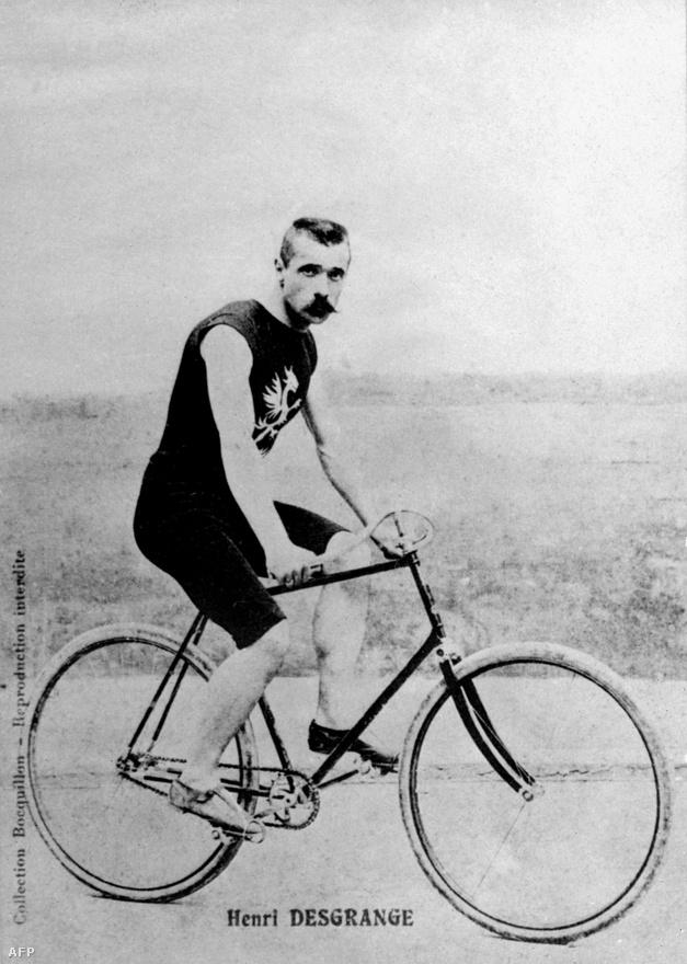 A Tour alapítója, Henri Desgrange maga is kerékpározott. 35, 525 kilométerrel egyórás csúcsot is tartott. Az első Tour de France-ot 1903-ban rendezte meg. Ha rajta múlt volna, a verseny olyan kemény lett volna, hogy minden évben csak egy kerékpáros ért volna célba.