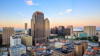 Egy kibertámadás visszalökte New Orleanst az előző évezredbe