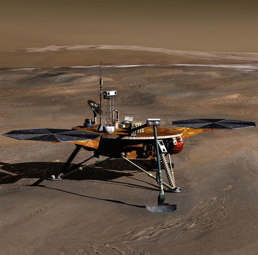 Phoenix Mars-járó