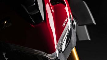 Hamarosan érkezik a Ducati Streetfighter V2