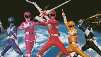 Újra megpróbálkozik Hollywood a Power Rangersszel