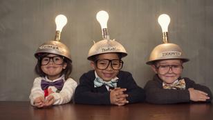 Hogyan neveljünk kreatív, önállóan gondolkodni tudó polgárokat?