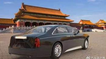 Így néz ki a következő kínai luxuslimó?