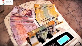 Kígyók és leguánok között csaptak le a milliárdos adócsalás gyanúsítottjaira Pest megyében