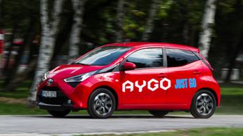 A Toyota ölébe hullhat az európai kisautó-piac
