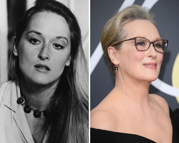 Végül de nem utolsó sorban pedig következzen Meryl Streep