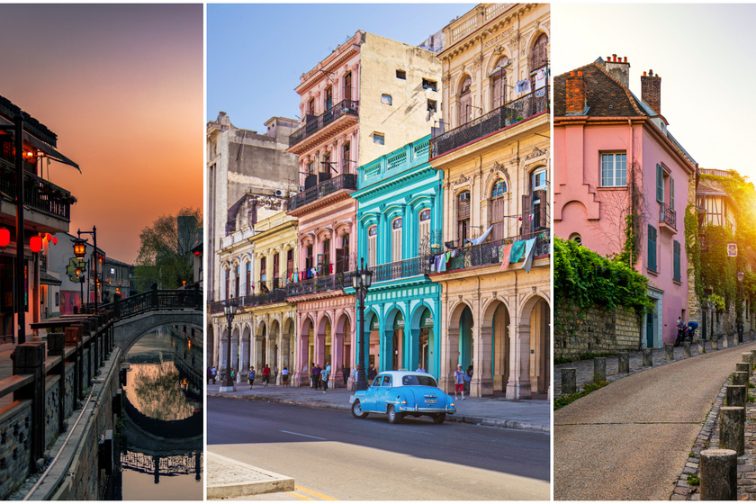 A világ legszebb utcáit gyűjtötték össze: Budapest is a listán szerepel