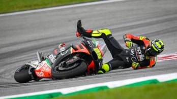 Már a MotoGP-ben sem doppingolhat kedvére az ember