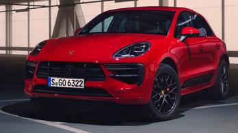 Gyorsabb lesz a Porsche Macan sportváltozata