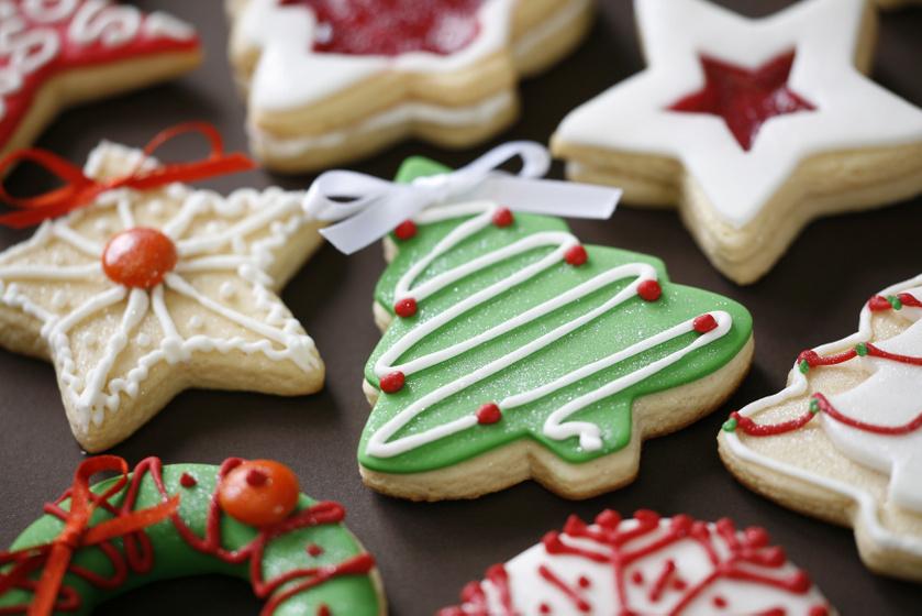 Omlós karácsonyi aprósüti: egy alaprecept, sokféle variáció