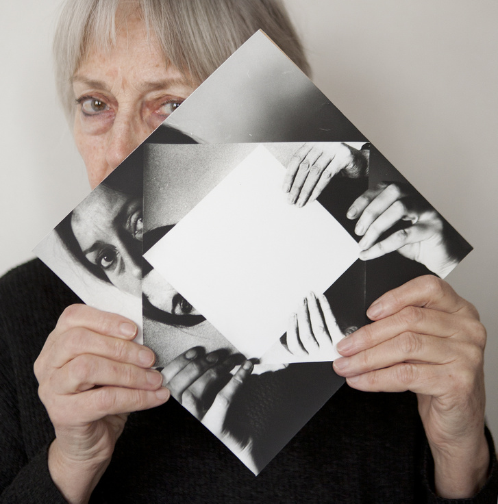 Maurer Dóra: Önarckép a Hét elforgatással, 2011