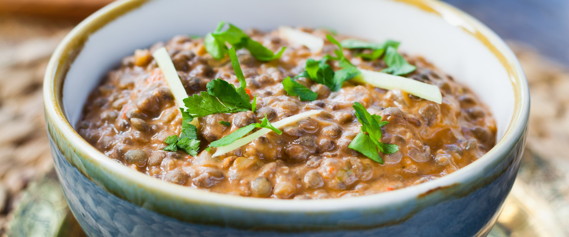 kókusztejes lencsés curry cover