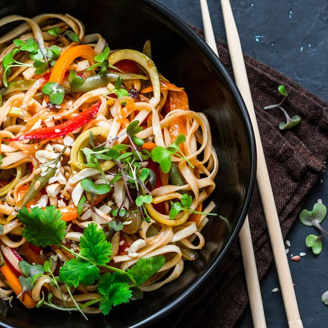 Ázsiai tészták: melyik jó a pho levesbe és melyik pirítva?