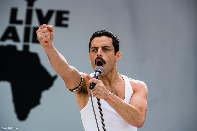 Az év legnagyobb port felvert filmje a Freddie Mercury életéről szóló Bohém rapszódia volt