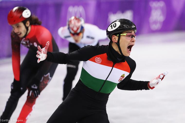 A 2018-as téli olimpia meghozta minden idők első magyar téli olimipiai aranyérmét, és ezzel a képen látható Liu Shaolin Sándor, illetve testvére, Liu Shaoang személyében két népszerű sportolócelebet is kitermelt.
