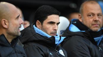 A Manchester Cityből érkezhet az Arsenal következő edzője