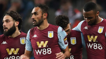 Rommá verte az Aston Villa a foghíjas Liverpoolt a Ligakupában
