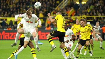 Pazar gólok és óriási hibák a Bundesliga rangadóján