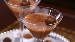 Vidáman temesd a csokimikulásokat, készüljön belőlük csokilikőr!