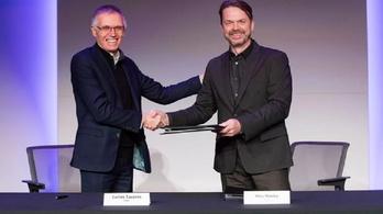 Bejelentették, hogy egyesül a Peugeot és a Fiat Chrysler