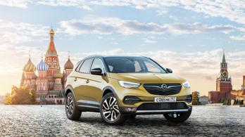 Visszatér Oroszországba az Opel
