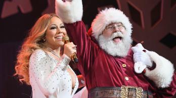 Az egyik legismertebb karácsonyi dal 25 év után először vezeti az amerikai toplistát