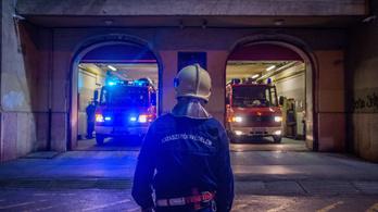 Belügyminisztérium: Lesz béremelés a tűzoltóknak, csak nem tudni, hogy mennyi