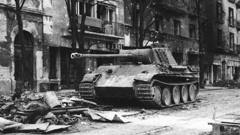 Budapest ostroma, a világháború egyik legdrámaibb csatája