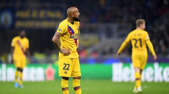 Balhé volt a Barcelona edzésén az El Clásico miatt