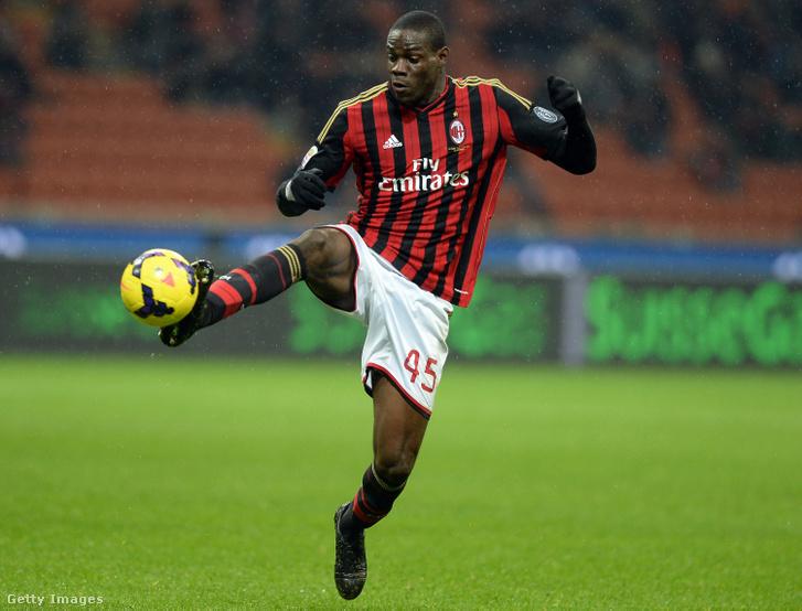 2013, AC Milan