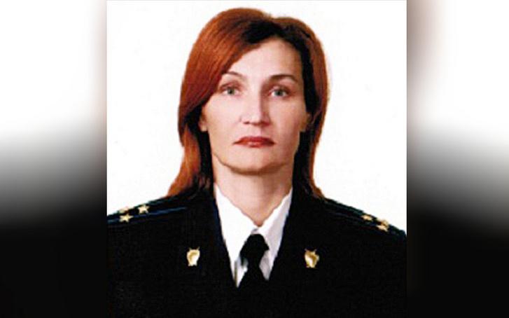 Olga Svecova