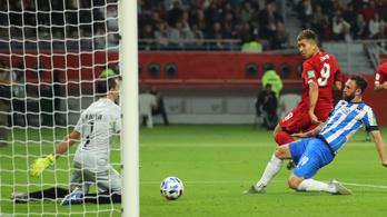 Firmino a 90. percben pöccintette a Liverpoolt a klubvb döntőjébe