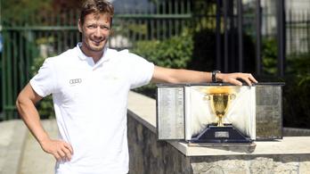 Újabb futamgyőzelme után Berecz Zsombor már a harmadik a vitorlázó-vb-n