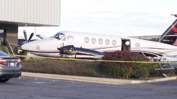 Egy kaliforniai tinilány ellopott, majd összetört egy repülőgépet
