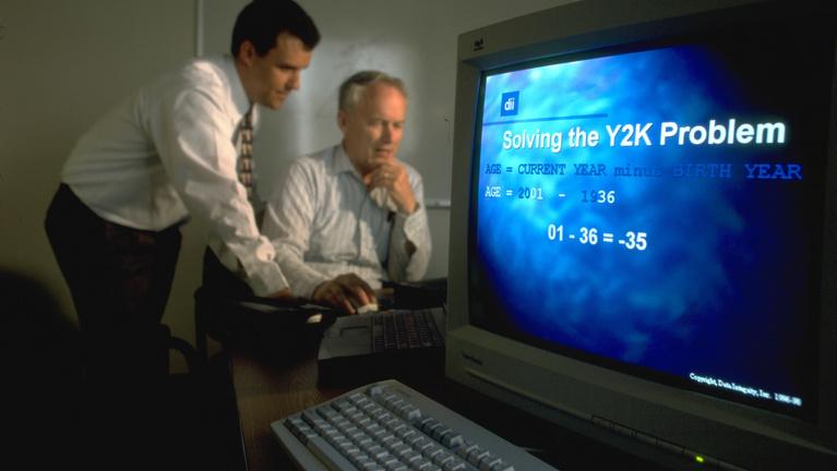 Y2K: az internet legnagyobb hisztériája