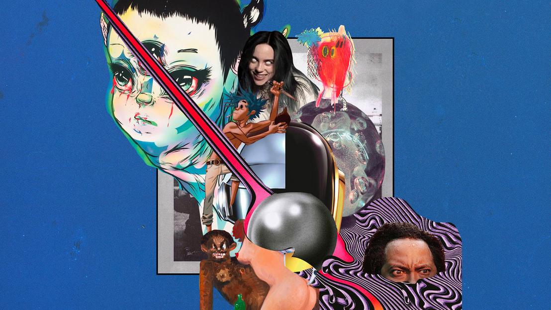az evtized külföldi albumai