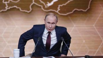 Putyin szerint politikai döntés, hogy kitiltották az orosz sportolókat az olimpiáról