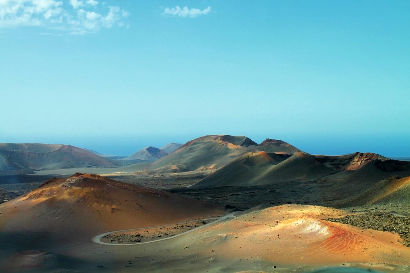 Lanzarote sziget nyitó