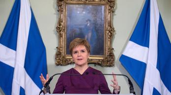 Sturgeon: A skót kormány felhatalmazást kapott a függetlenségi népszavazás kiírására