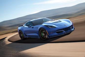 Új sebességi rekordot állított fel az elektromos Corvette