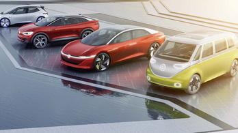 Összesen 34 új VW érkezik jövőre