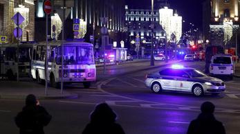 Lövöldözés volt Moszkvában az FSZB épületénél, 3 halott van
