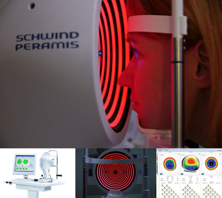 Schwind Peramis- a világ egyik legpontosabb hullám- és topográfiás mérőeszköze