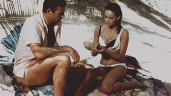 Meghalt az első francia Bond-lány
