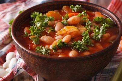 Téli, melengető minestrone – A testünk meghálálja a vitaminokat és a tápanyagokat
