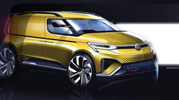 Jövőre érkezik az új VW Caddy