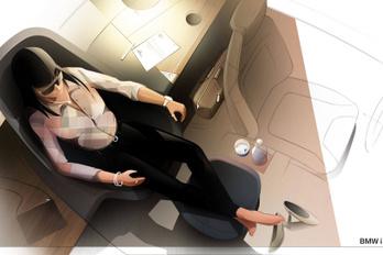 BMW i3 Urban Suite: a jövő luxusautója?